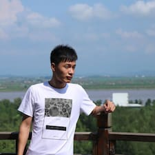 金峰的用戶個人資料