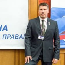 Профиль пользователя Степан