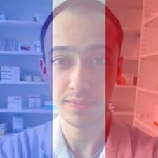 Perfil do usuário de Grégory