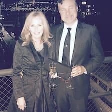 Nutzerprofil von Roger And Joanne