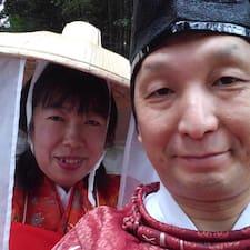 Miyuki & Masa User Profile