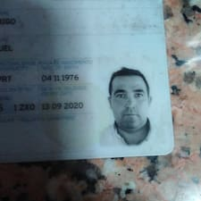 Profil Pengguna Jorge Manuel