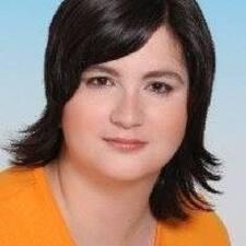 Профіль користувача Zuzana