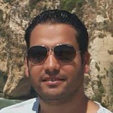 Perfil do utilizador de Mahmoud