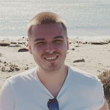 Catalin felhasználói profilja