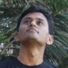 Bhaumik felhasználói profilja