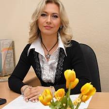 Användarprofil för Екатерина Владимировна