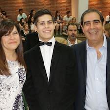 Profil korisnika Cristina, Nacho & Walter