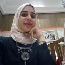 Profil utilisateur de Ben Ali