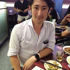 Профиль пользователя Yuhei