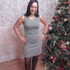 María Del Pino Brukerprofil