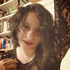 Profil utilisateur de Alice Simone