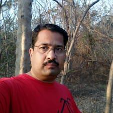 Santhosh felhasználói profilja