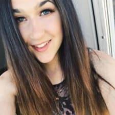 Greta felhasználói profilja
