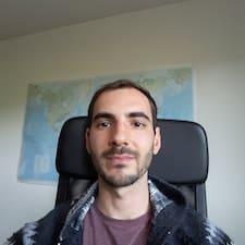 Elie - Uživatelský profil