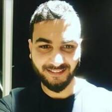 Profil utilisateur de Halil