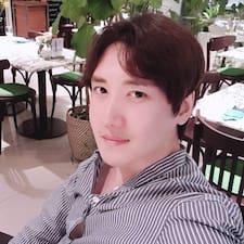 Perfil de usuario de Jong Ho