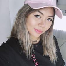 Profil utilisateur de Keziah