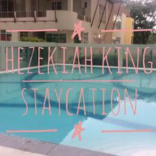 Profil korisnika Hezekiah King