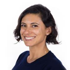 Dalia felhasználói profilja