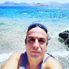 Användarprofil för Mehmet Ali