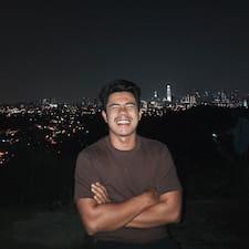 Saiful Izharuddin felhasználói profilja