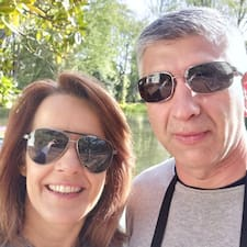 Paula & Alexandre مضيف متميز.