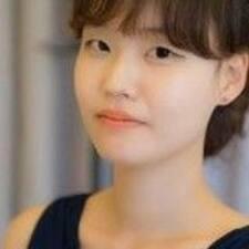 Youbin felhasználói profilja