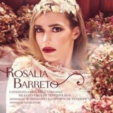 Profil utilisateur de Rosalia