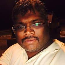 Profil utilisateur de Ajay