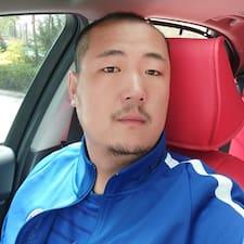 Användarprofil för Hsiao