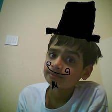 Profil Pengguna Rajesh
