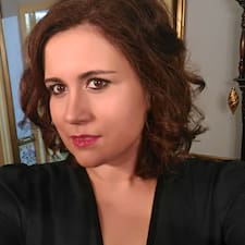 Gebruikersprofiel Eva Angelina