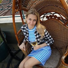 Profil Pengguna Евгения
