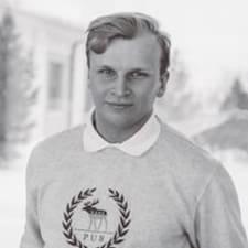 Gustav Brukerprofil