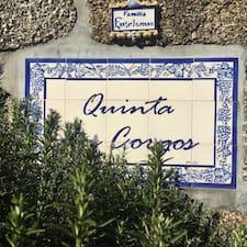 Glamping Quinta Dos Corgos felhasználói profilja