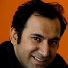 Ritesh felhasználói profilja