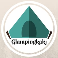 Glamping User Profile