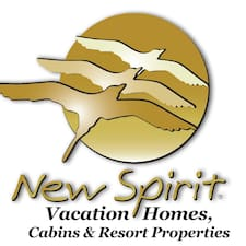 New Spirit Vacation Homes User Profile