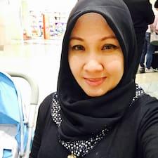 Profilo utente di Nur Qistina Cristin