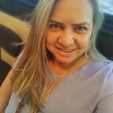 Henkilön Margareth Cunha käyttäjäprofiili