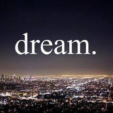 Henkilön Dream käyttäjäprofiili
