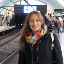 Профиль пользователя María Gimena