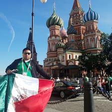 Jose Ruben felhasználói profilja