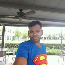 Profil korisnika MadhuSudhan