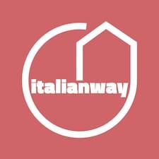 Italianway felhasználói profilja