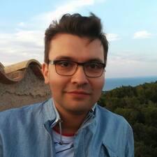 Antoni Lluís felhasználói profilja