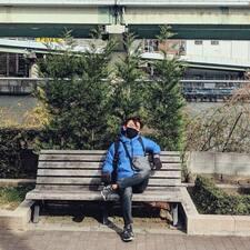 Profil utilisateur de Chong