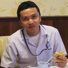 Teerapong User Profile