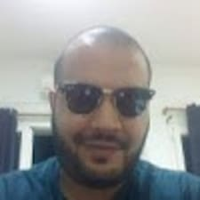 Henkilön Amir käyttäjäprofiili